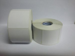 Etiqueta Térmica Toledo 40x40 Uni
