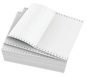 Formulário Cont. 1 Via 240x280mm C/3000