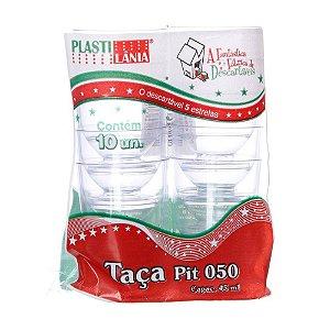Taça Pit 050 C/10 - Cores