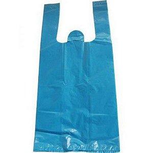 Sacola Azul Transl. 40x50 C/3 Kg Esp. 0,047