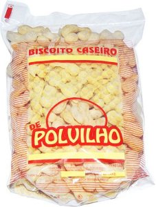 Saco PP Imp. Biscooito de Polvilho 100gr C/100 (P)