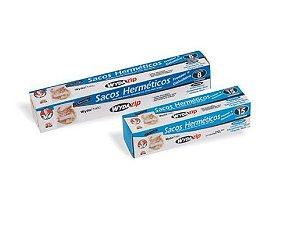 Saco C/ Fechamento Hermetico Freezer/Geladeira (P)