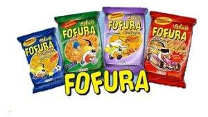 Salgadinho Fofura 90gr Fd C/10 - Sabores