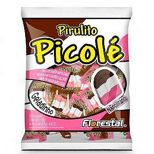 Pirulito Picolé Napolitano 500gr
