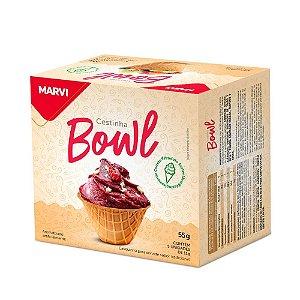 Mini Cestinha Bowl Marvi 100ml C/5