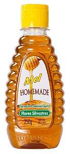 Mel Homemade Silvestres Bisnaga 250g