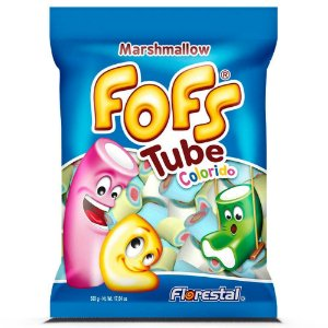Marshmallow Fofs 500g - Modelos