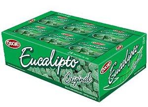 Goma Docile Eucalipto 18g Cx C/25