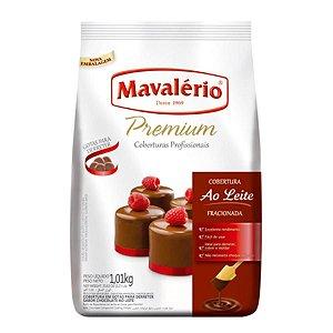 Cobertura Mavalerio Gotas Chocolate Ao Leite 1,010 Kg