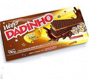 Biscoito Wafer Dadinho 130gr