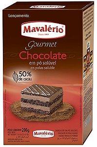 Cacau Chocolate Em Pó Soluvel Maveleiro 1,01kg