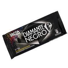 Chocolate Diamante Negro 90g C/17
