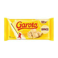 Garoto Chocolate Branco 100g C/14
