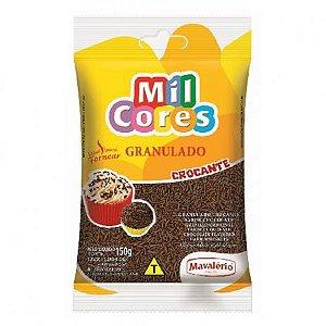 Chocolate Granulado Crocante  Mavalério 1,010 Kg
