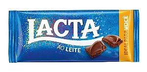 Chocolate Lacta ao Leite Cx C/17
