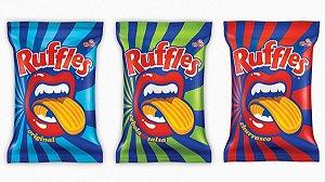 Batata Ruffles Elma Chips 57gr - Sabores