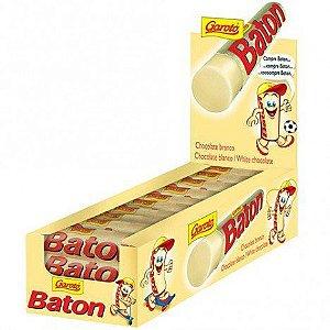 Baton Choc. Branco 16gr Unidade