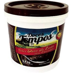 Sob. Láctea Doces Tempos Doce de Leite com Chocolate 5 Kg