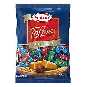 Bala My Toffee Sortida Embaré 600gr