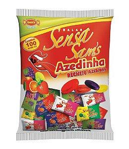 Bala Sensa Sam's Azedinha C/100 Uni