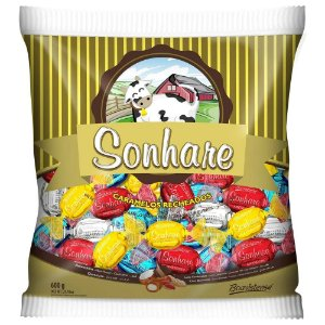 Bala Sonhare Sortida 600gr
