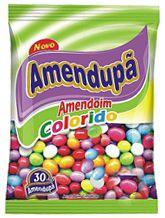 Amendoim Colorido Amendupã 500g