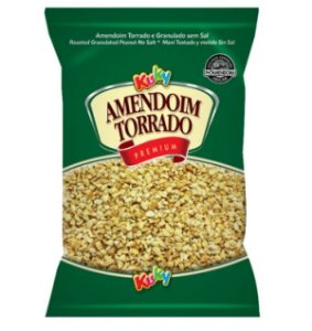 Amendoim Torrado Granulado Kuky 1,005g