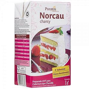 Chantilly Norcau Puratos Profissional 1L