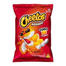 Salgadinho Cheetos Onda Elma Chips Chedar