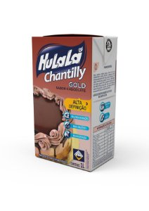 Chantilly Hulalá Chocolate 1L