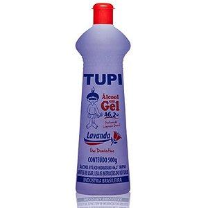 Álcool Gel Acendedor Tupi Aromas  46,2 500ml