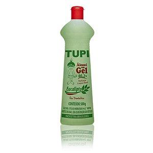 Álcool Gel Acendedor Tupi Aromas  46,2 500ml Cx C/12