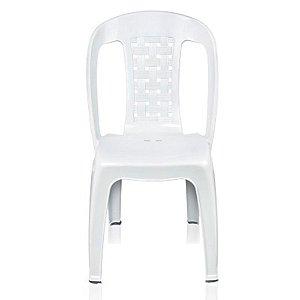 Cadeira Adulto VM Bistrô Branca
