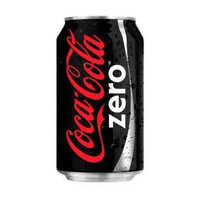Coca Cola Sem Açucar 350ml