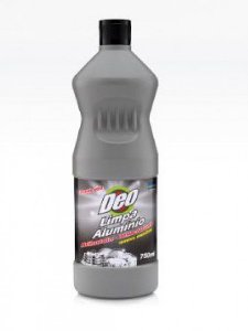Limpa Alumínio Doméstico  Deo 750ml c/12