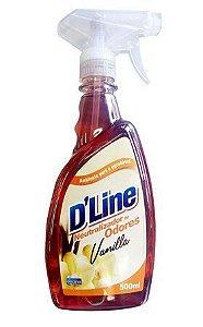 Neutralizador de Odores D'Line Aromas 500ml
