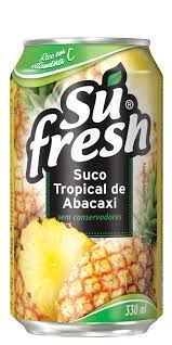 Suco Sufresh 330ml Abacaxi