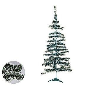 Arvore de Natal Nevada Zein 180cm  (320 galhos)