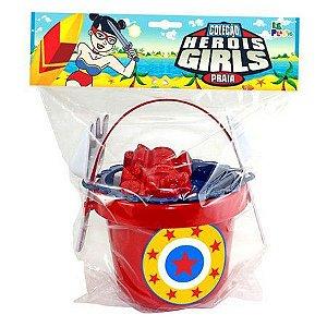 Balde de Praia Girls