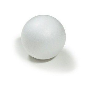 Bola de Isopor 75mm Uni