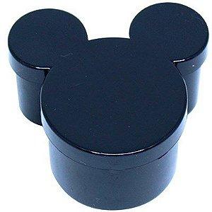 Caixa Acrílica Mouse Preta C/10
