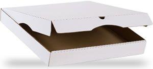 Caixa Quadrada P/ Pizza  N 50 Uni