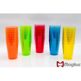 Copo Magitus 280ml Cores C/10