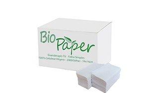 Guardanapo Tv Bio Paper 14X14 C/2000