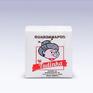 Guardanapo de Mesa Vó Tudinha Pequeno C/ 100