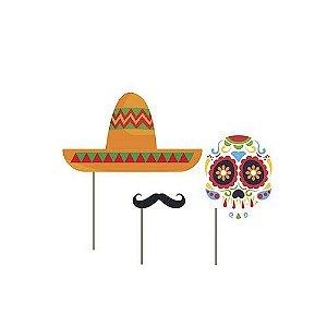 Kit Fantasia Mexicano C/9