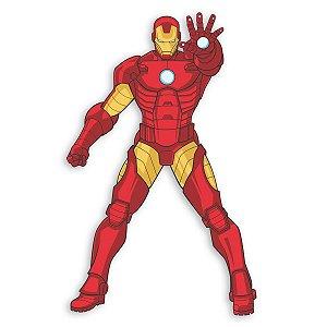 Painel Decorativo EVA Homem de Ferro 01 Uni