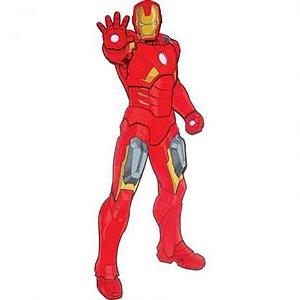 Painel Decorativo EVA Homem de Ferro 02 Uni