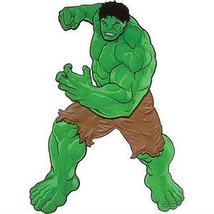 Painel Decorativo EVA Hulk 02 Uni