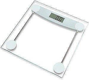 Balança Vidro Alta Precisão Ateé 180 Kg Uni